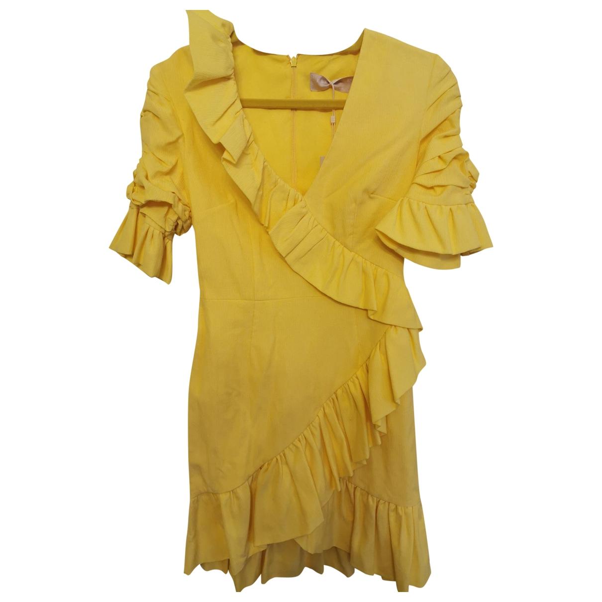 Keepsake The Label - Robe   pour femme - jaune