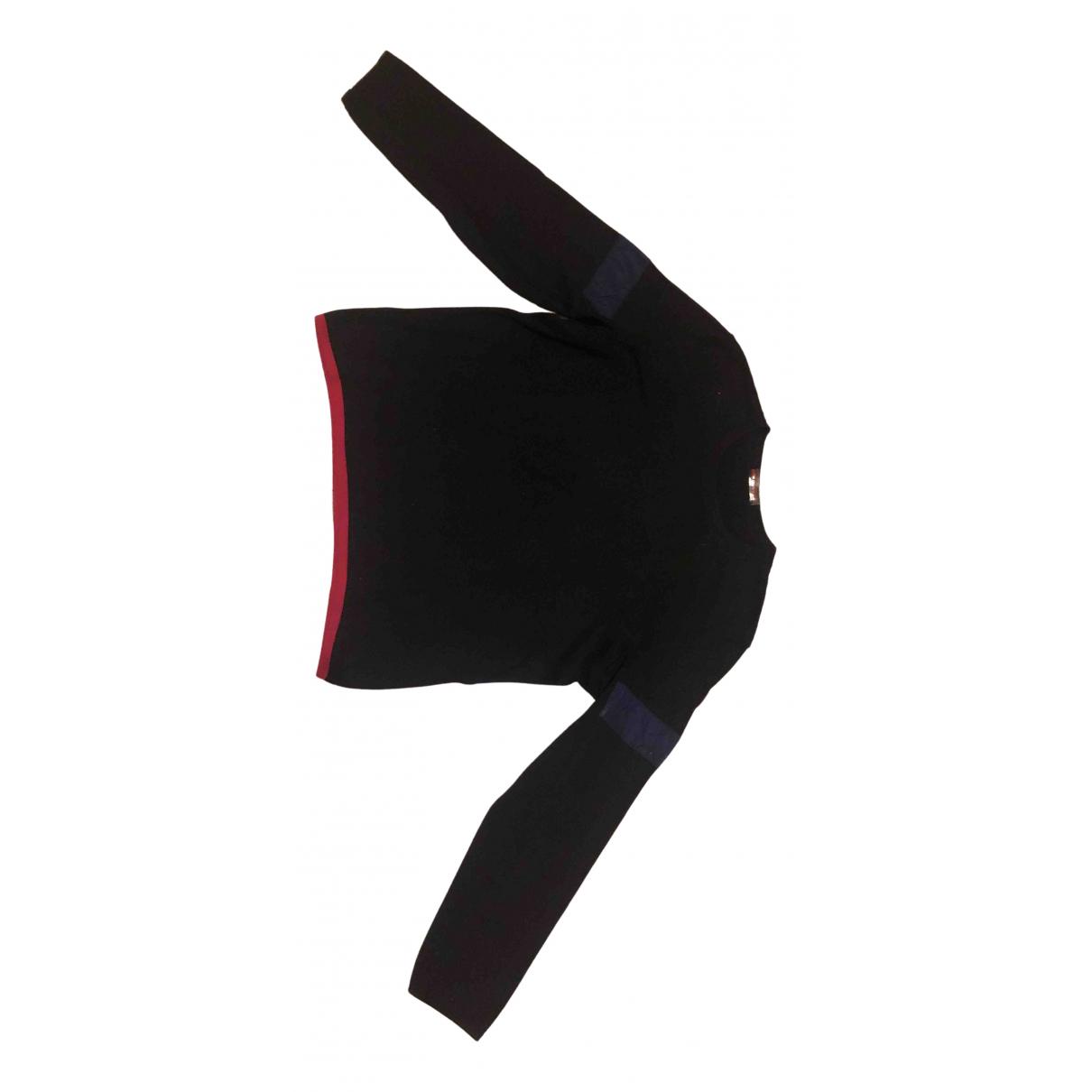 Prada \N Pullover.Westen.Sweatshirts  in  Schwarz Synthetik
