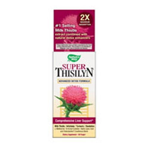 Super Thisilyn Liver Gall Bladder 60 Vegicaps by Nature's Way