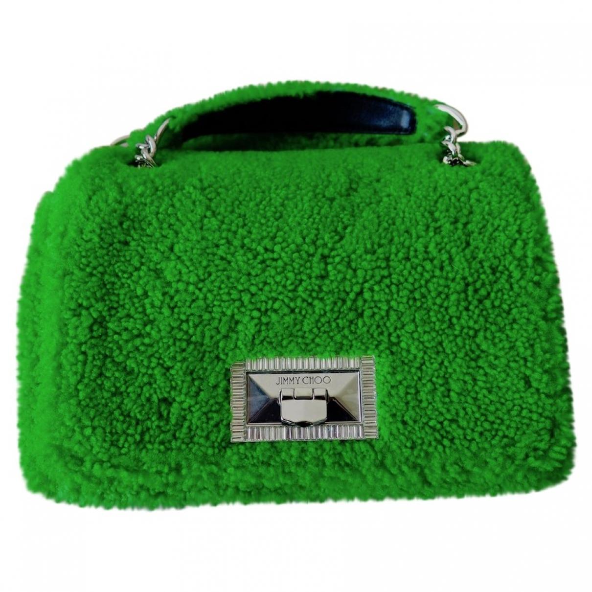 Jimmy Choo \N Green handbag for Women \N