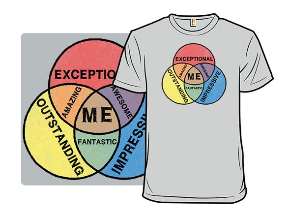Venn-ity T Shirt