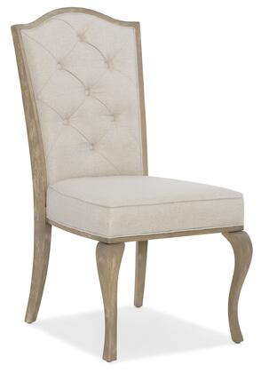Modern Romance Collection 1652-75410-MWD Upholstered Side