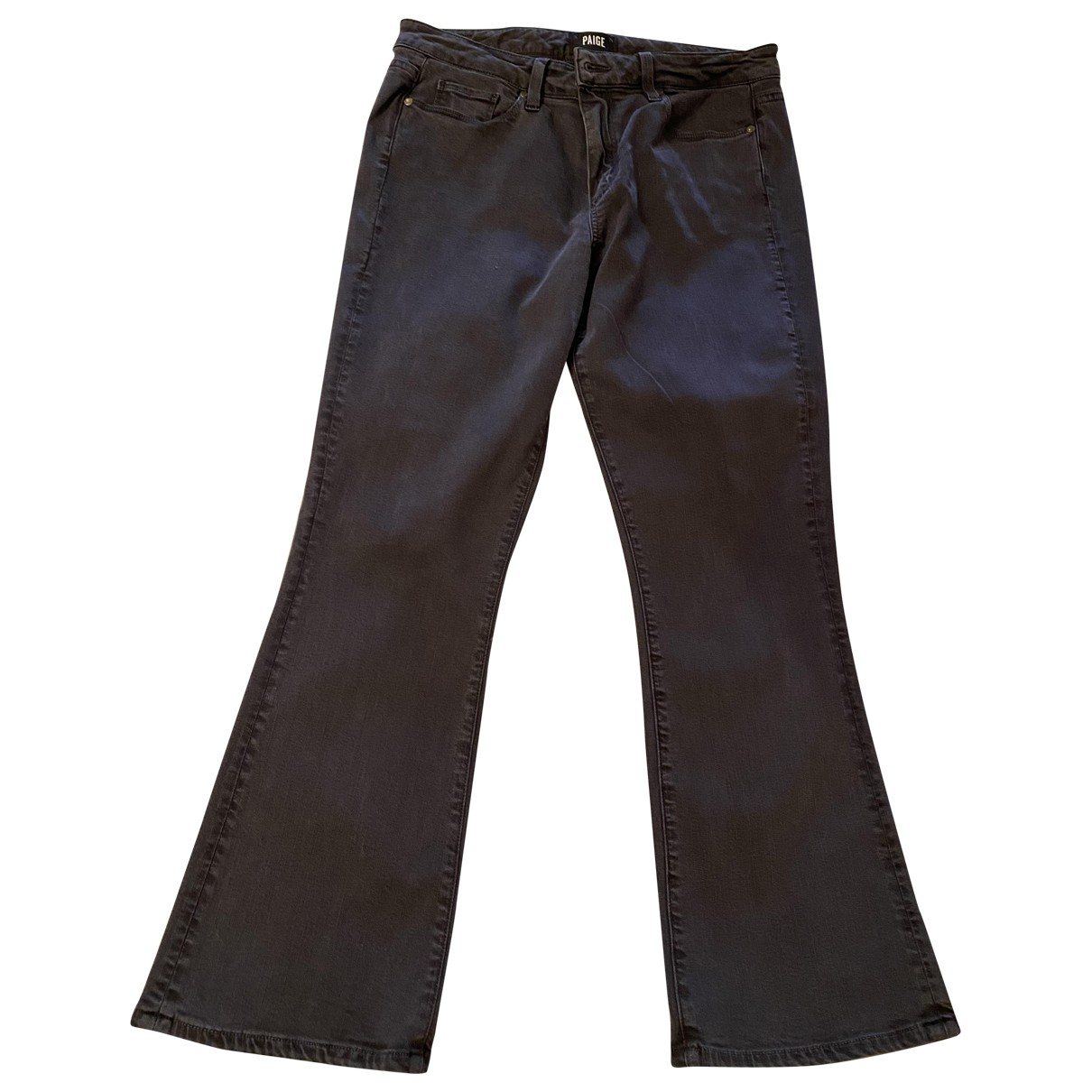 Paige Jeans N Navy Denim - Jeans Jeans for Women 31 US