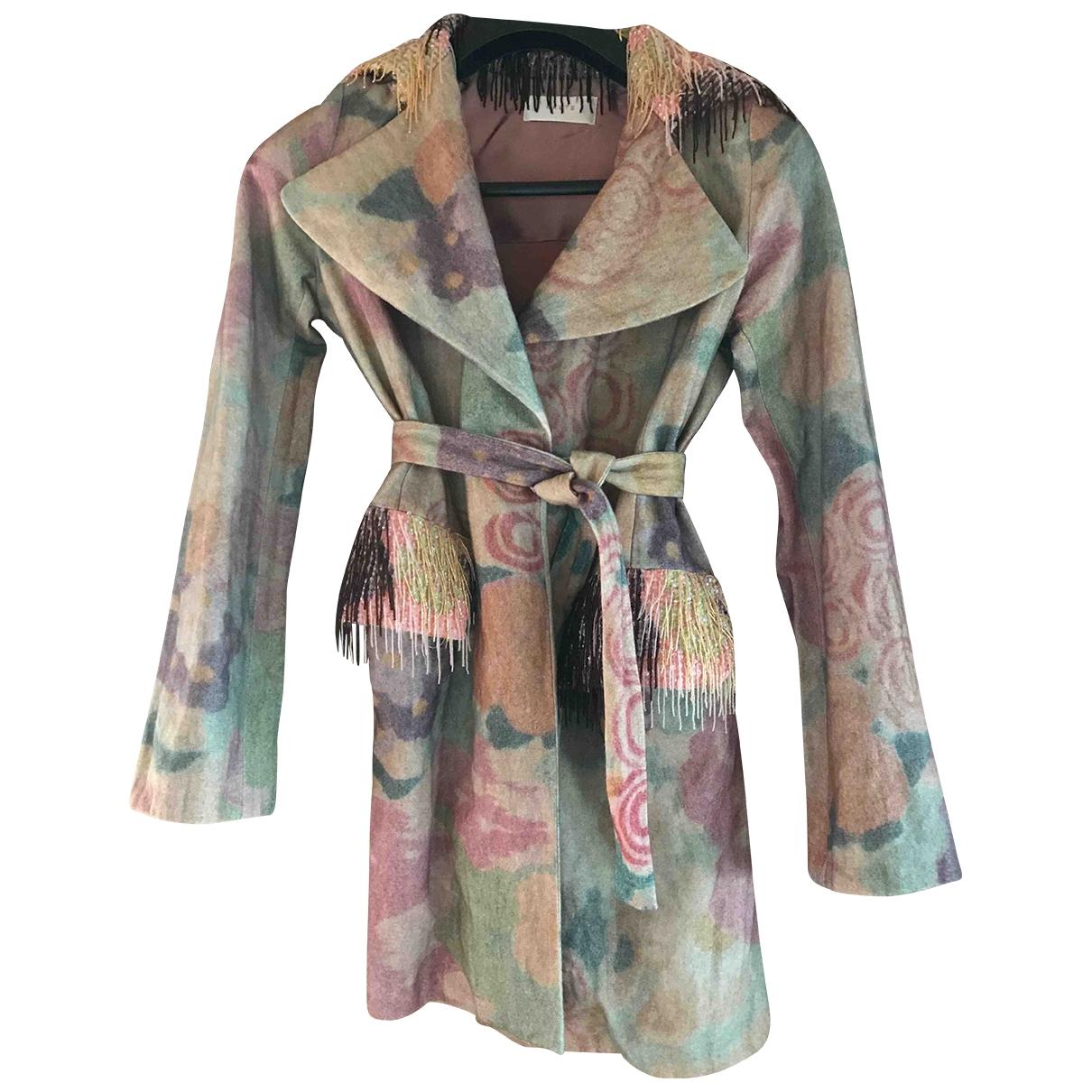 - Veste   pour femme en a paillettes - multicolore