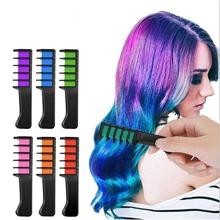 6pcs Disposable Hair Color Dye Comb