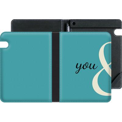 Amazon Kindle Voyage eBook Reader Huelle - You And von caseable Designs