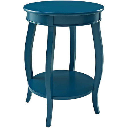 Madison Accent Table, One Size , Blue
