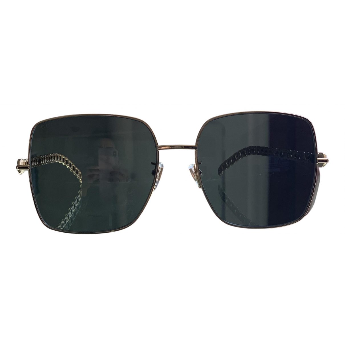 Gafas oversize Gucci
