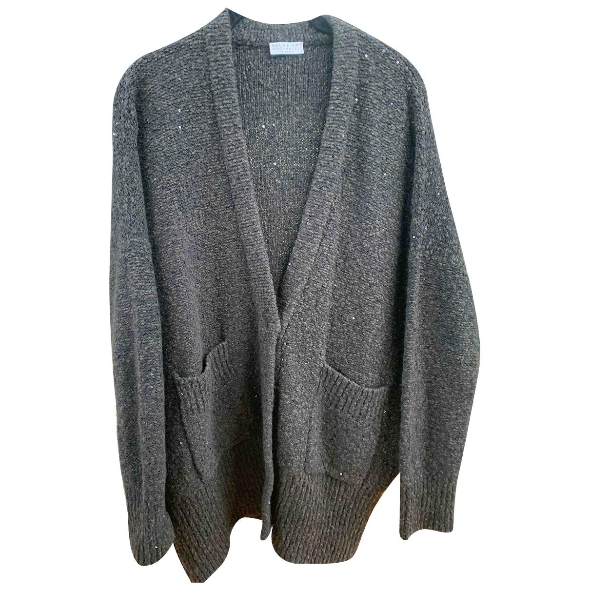 Brunello Cucinelli N Brown Cashmere Knitwear for Women S International