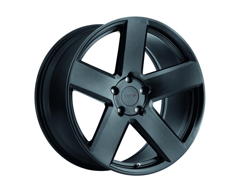 TSW Bristol Wheel 17x8 5x100 35mm Matte Black