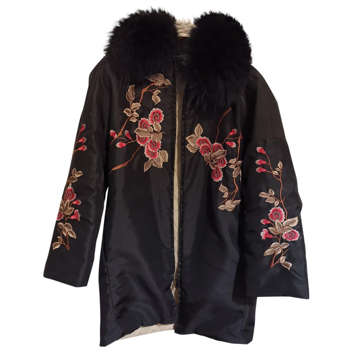 Parosh - Manteau   pour femme - noir