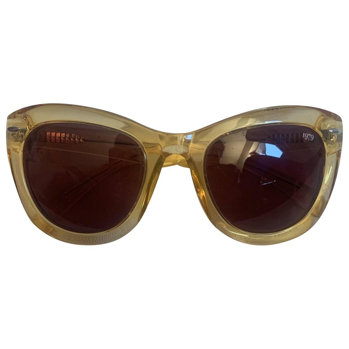 Gafas oversize Charles Anastase