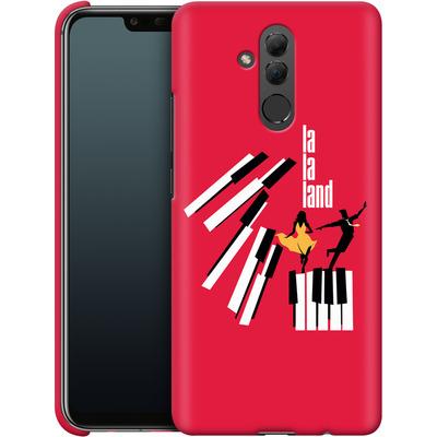 Huawei Mate 20 Lite Smartphone Huelle - Red Piano von La La Land