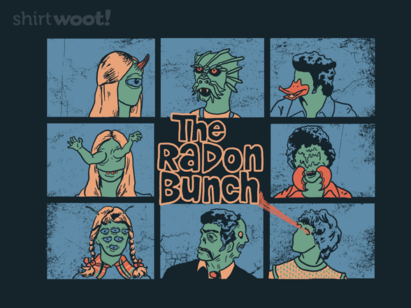 The Radon Bunch T Shirt