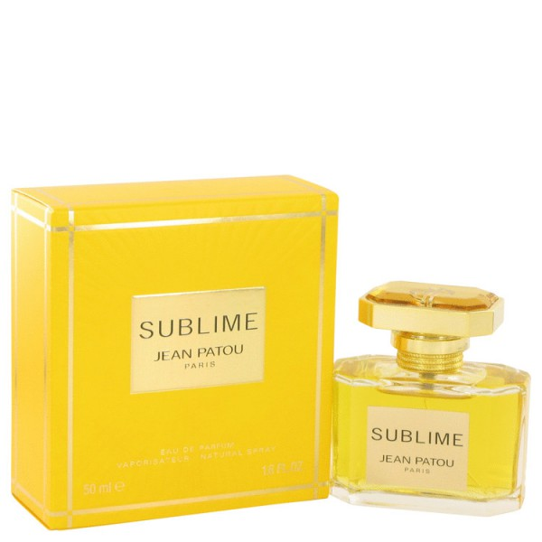 Jean Patou - Sublime : Eau de Parfum Spray 1.7 Oz / 50 ml