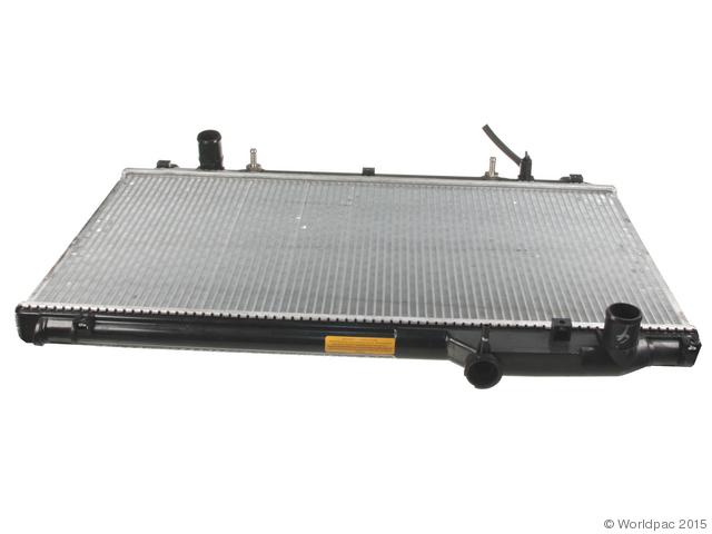 Metrix W0133-1902665 Radiator Lexus LS430 2001-2006