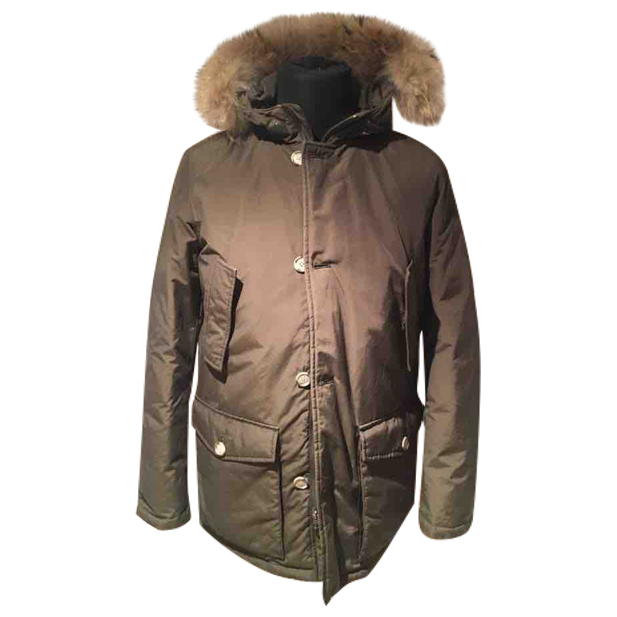 Woolrich \N Green coat  for Men 44 IT