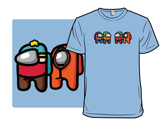 Sus Park T Shirt