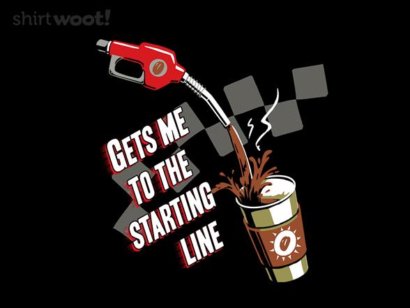 Performance Fuel T Shirt