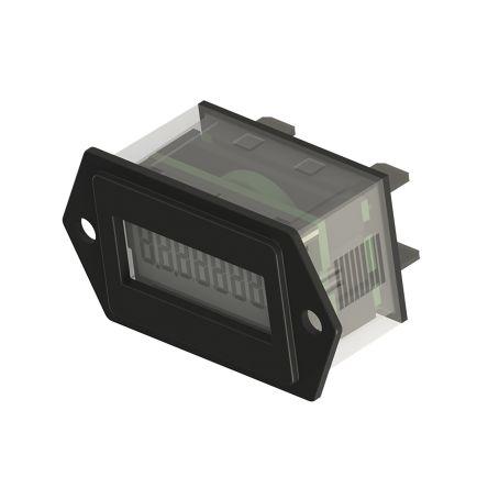 Trumeter , 8 Digit, LCD, Digital Counter, 40Hz, 10 → 300 V dc, 20 → 300 V ac