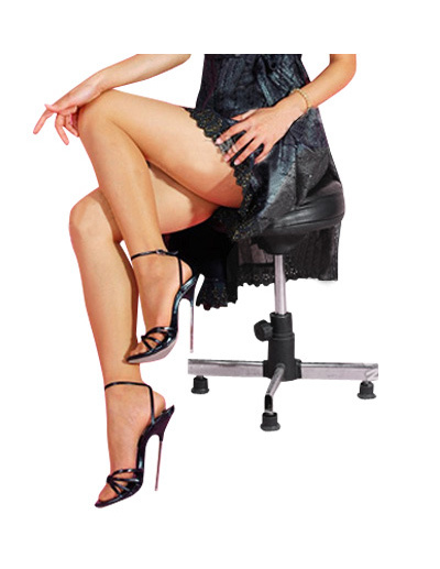 Milanoo Zapatos de mujer sexy Sandalias2020 de tacon alto Sandalias de tacon de aguja con punta abierta negra