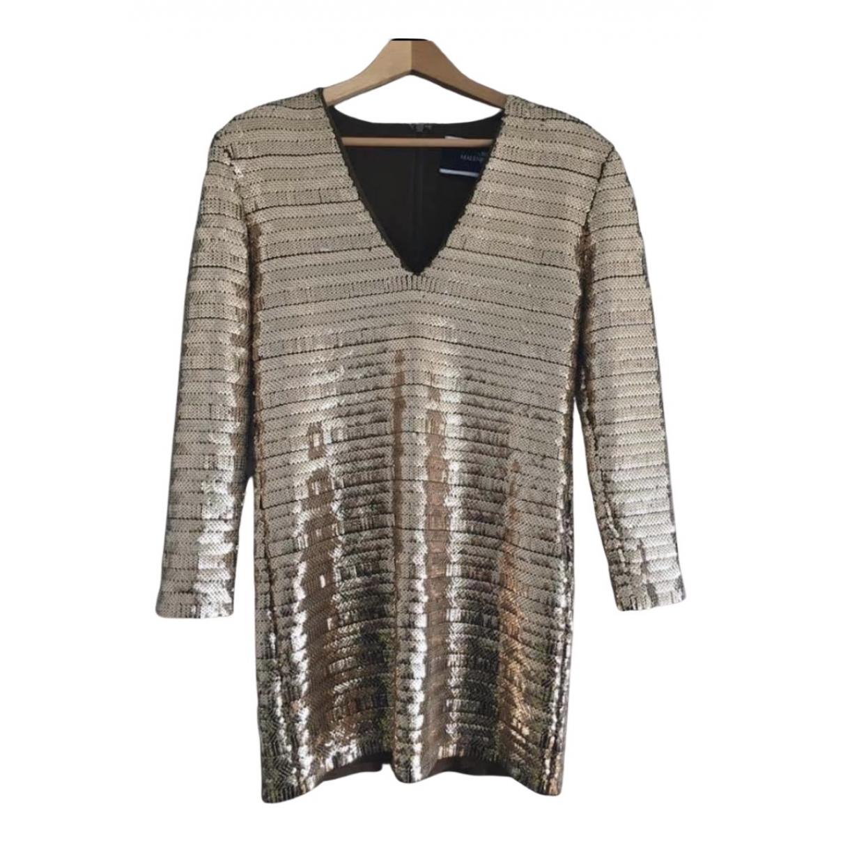 Mini vestido de Con lentejuelas By Malene Birger