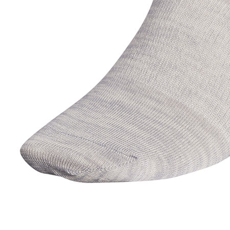 adidas 6 Pair Superlite Low Cut Socks-Mens, 10-13 , Beige