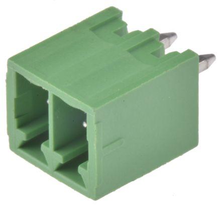 Wurth Elektronik , 3211, 2 Way, 1 Row, Straight PCB Header