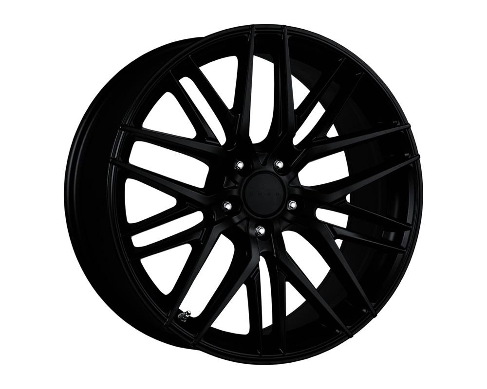 Drag DR-77 Flat Black Full Painted 18x8 5x115 20