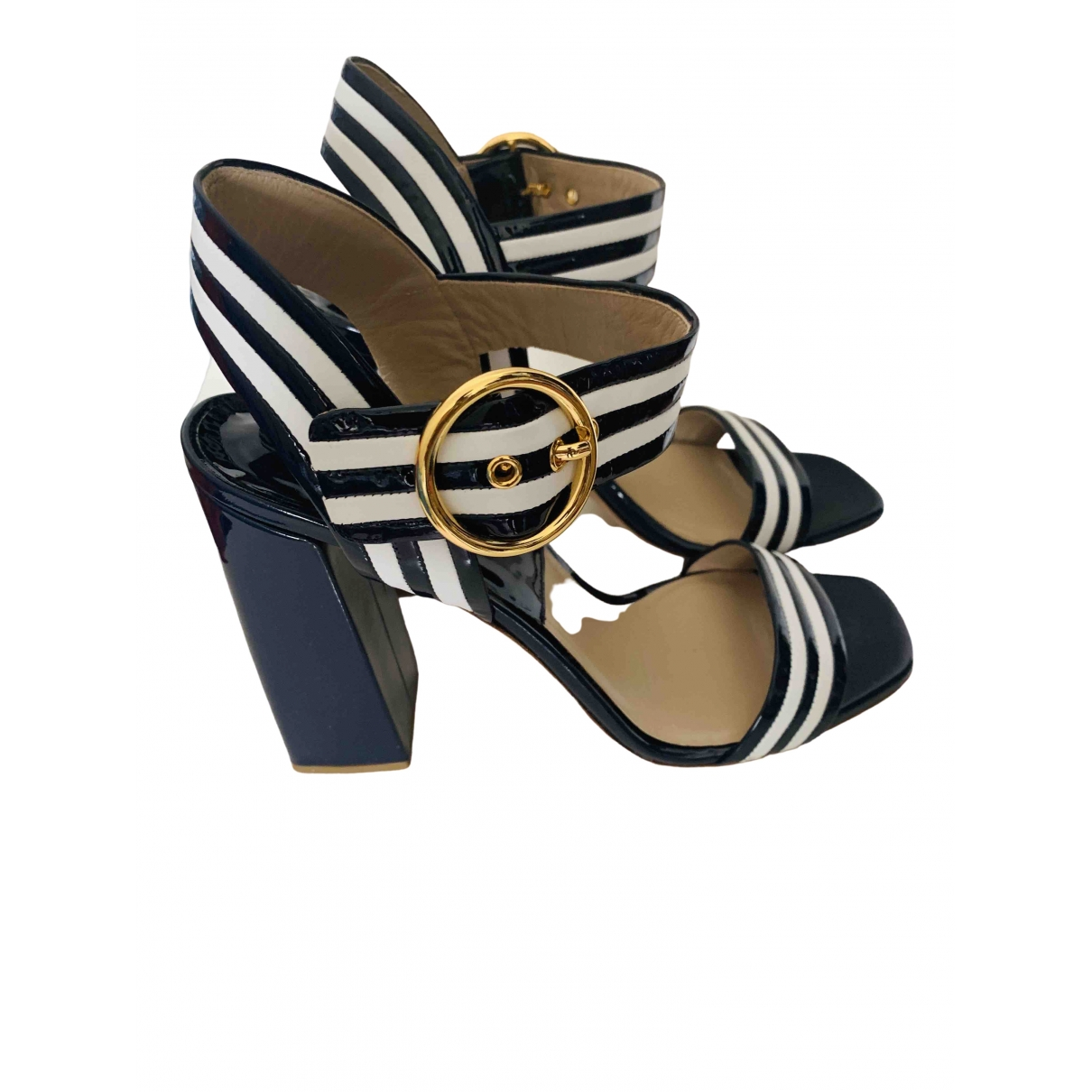 Michael Kors \N Patent leather Heels for Women 40 EU