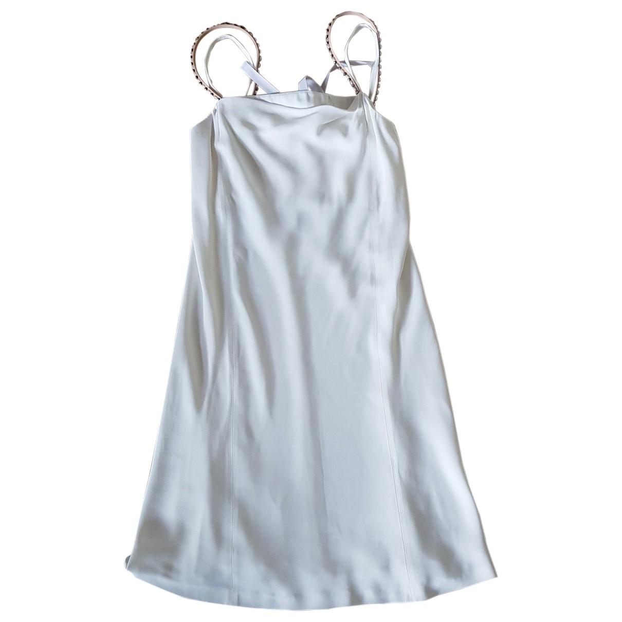 Maison Martin Margiela - Robe   pour femme - blanc
