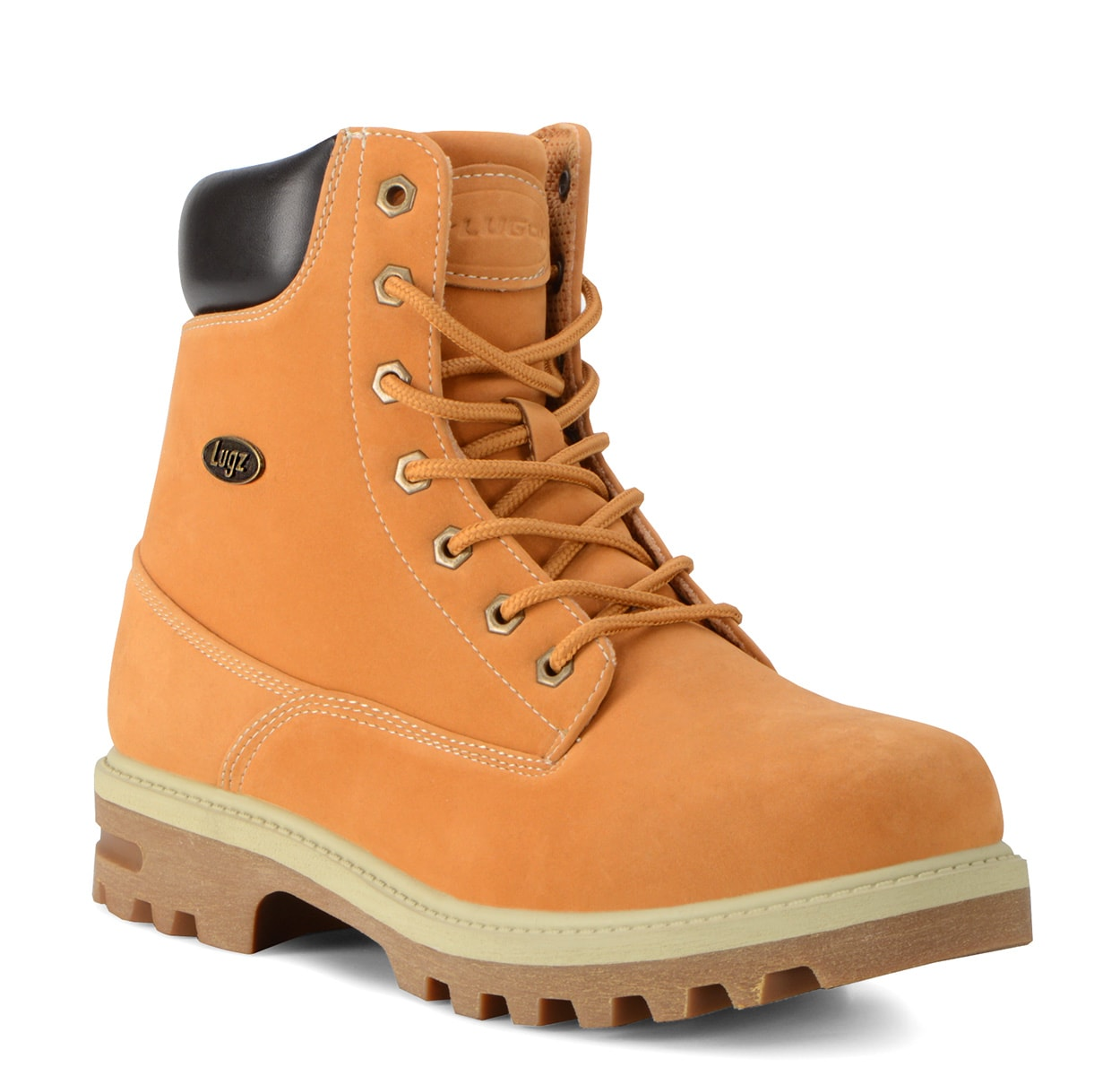 Men's Empire Hi Water Resistant 6-Inch Boot (Choose Your Color: GOLDEN WHEAT/BARK/CREAM, Choose Your Size: 15.0)