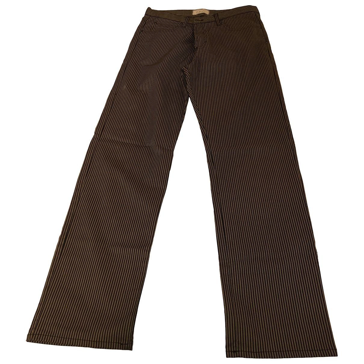 Romeo Gigli - Pantalon   pour homme en coton