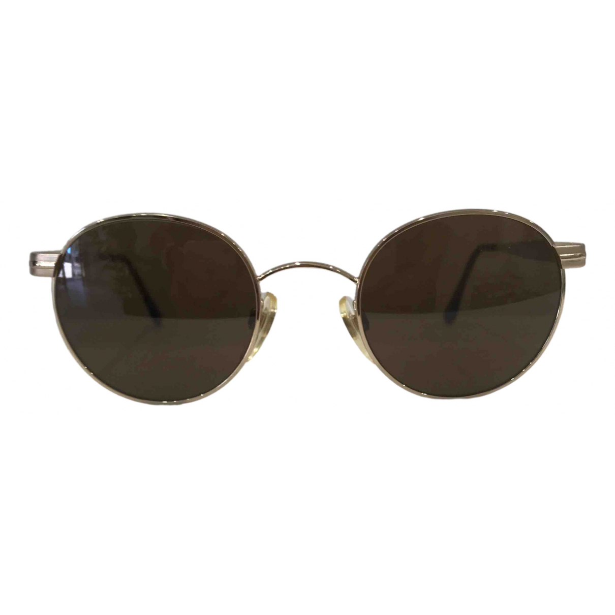 Vogue \N Metal Sunglasses for Women \N