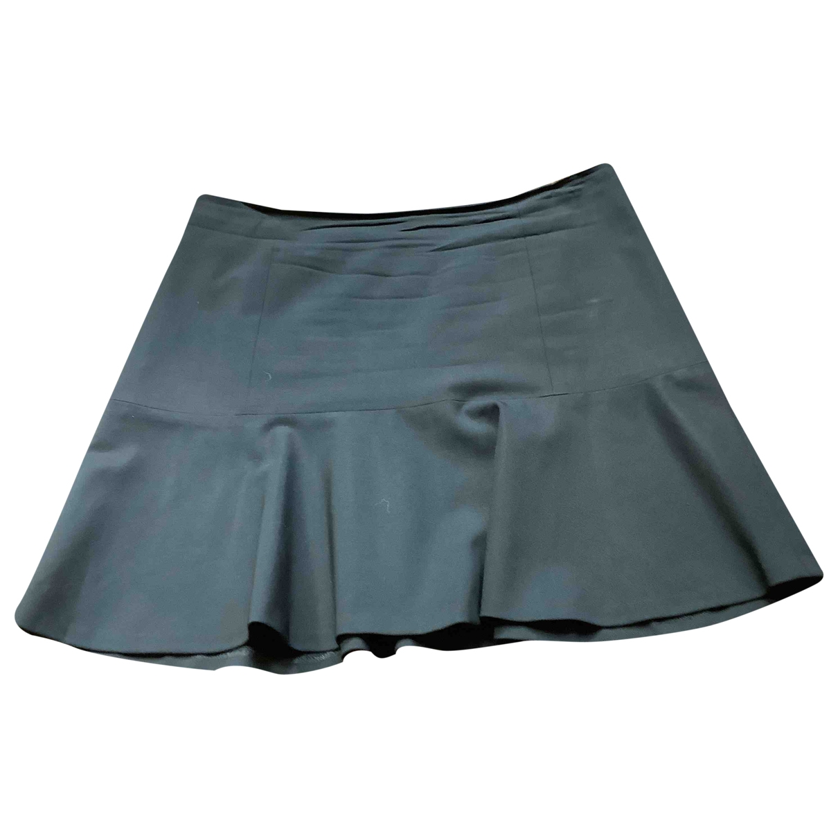 Theory \N Black Wool skirt for Women 8 US