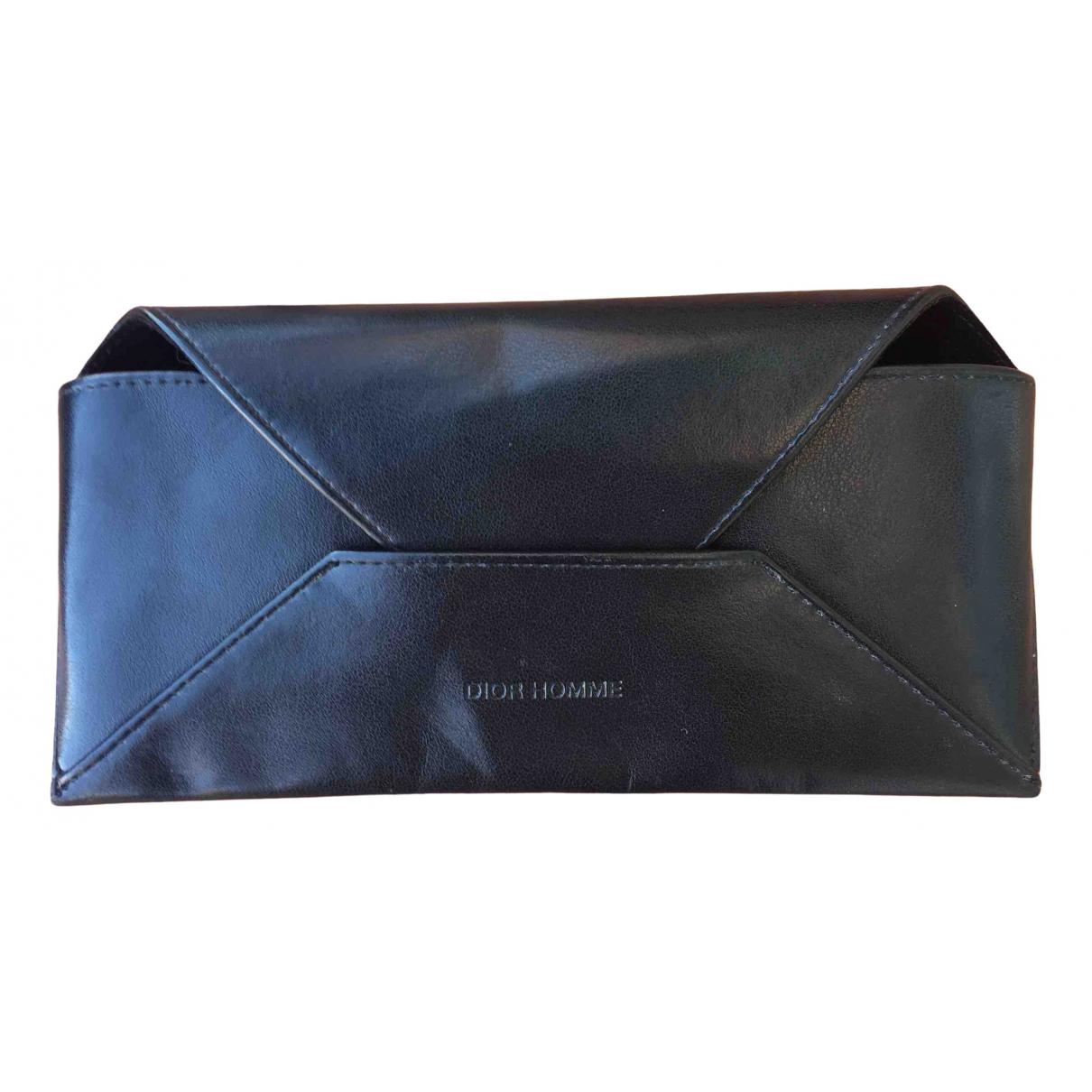 Dior Homme - Objets & Deco   pour lifestyle en cuir - noir