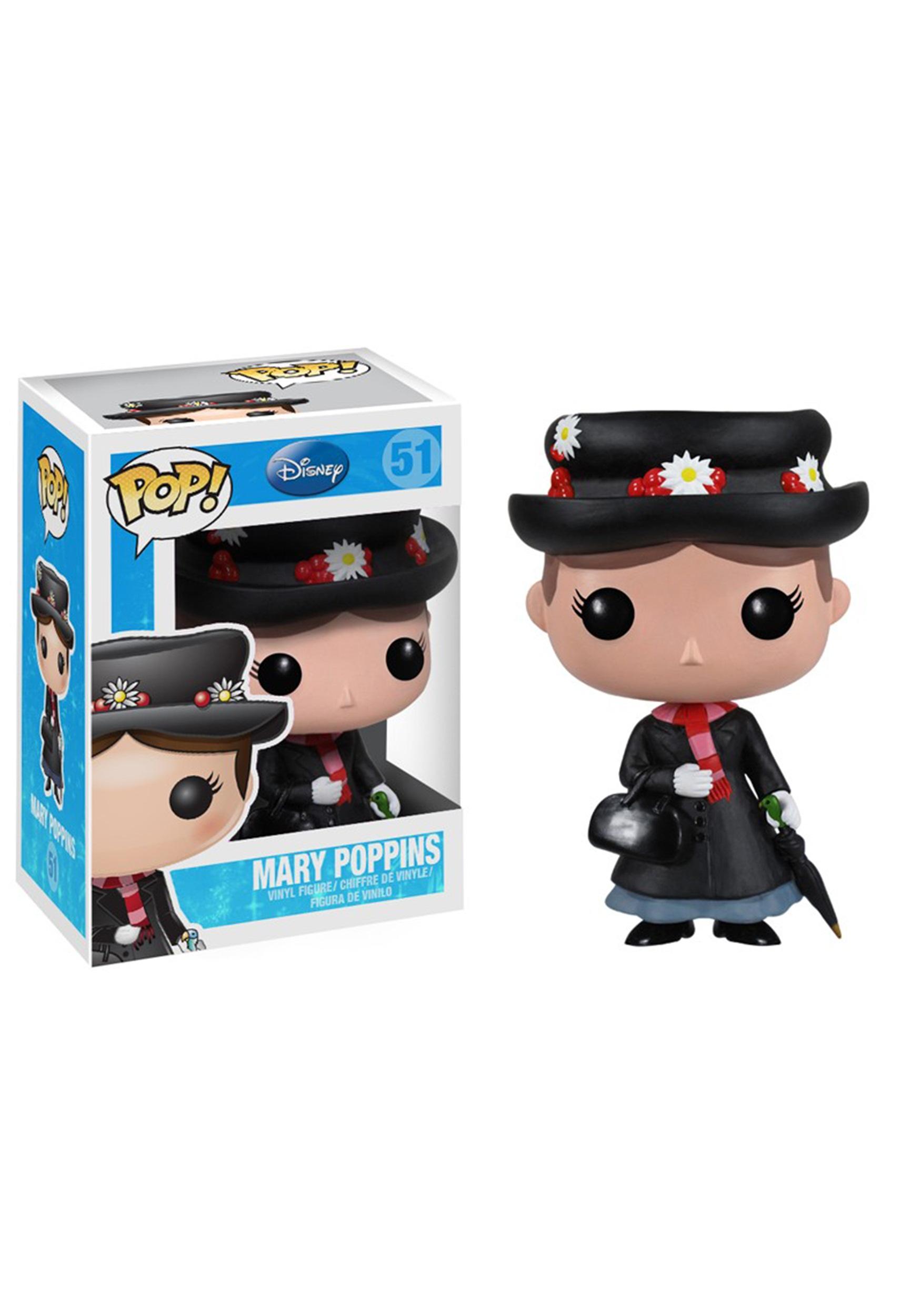 Disney Mary Poppins Vinyl Figure POP!