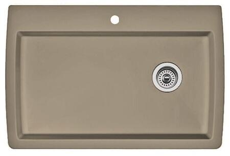 Diamond 441287 Super Single Bowl Dual-Mount Sink  in