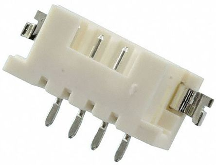 Hirose , DF3, 4 Way, 1 Row, Right Angle PCB Header (1000)