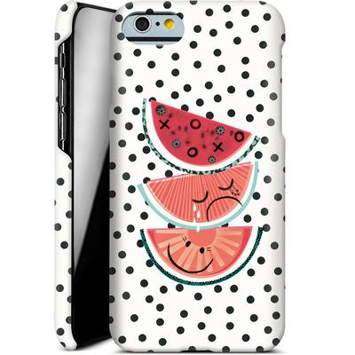 Apple iPhone 6s Smartphone Huelle - Watermelon von Victoria Topping