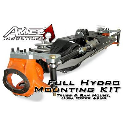 Artec Dana 60 Full Hydro Mounting Kit - TR6100