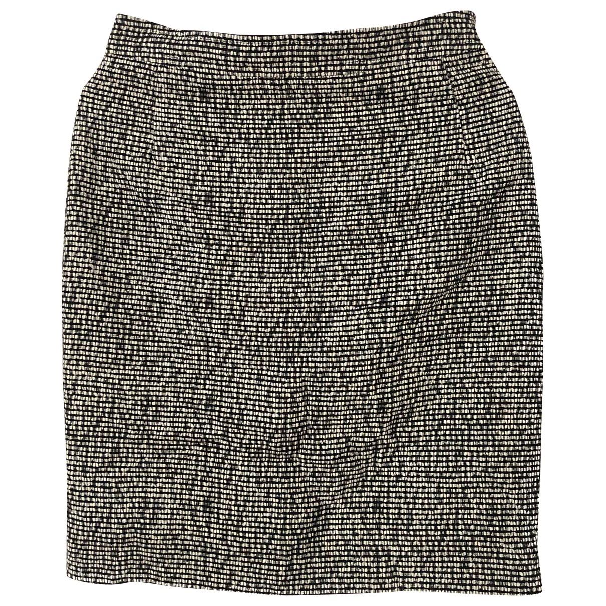 Carolina Herrera - Jupe   pour femme en coton - elasthane - multicolore