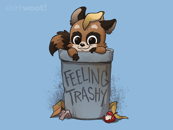 Trash Panda T Shirt