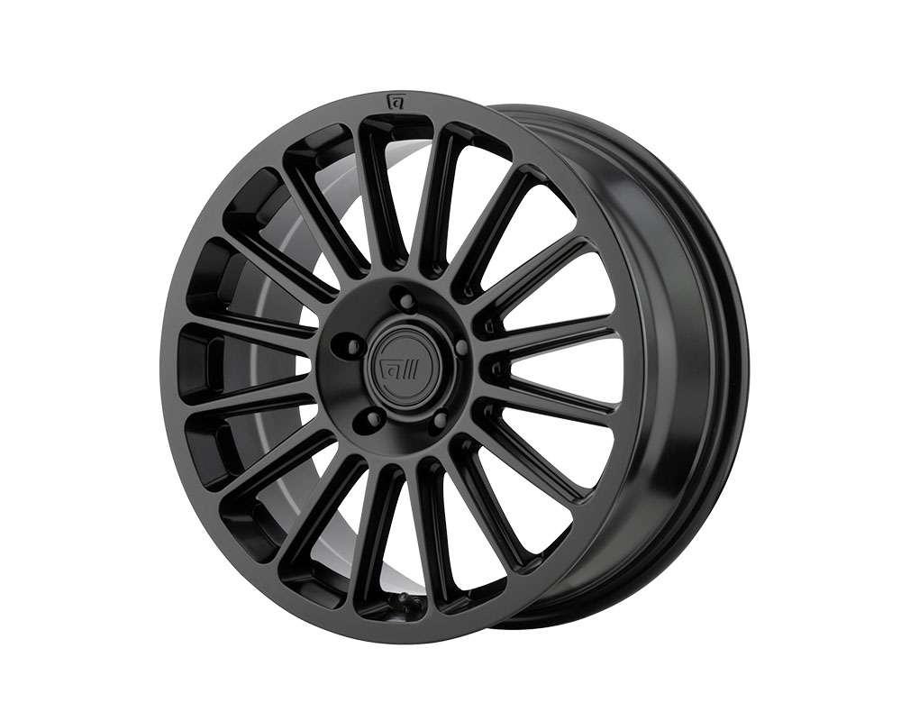 Motegi MR141 Wheel 17x7.5 5x5x100 +40mm Satin Black