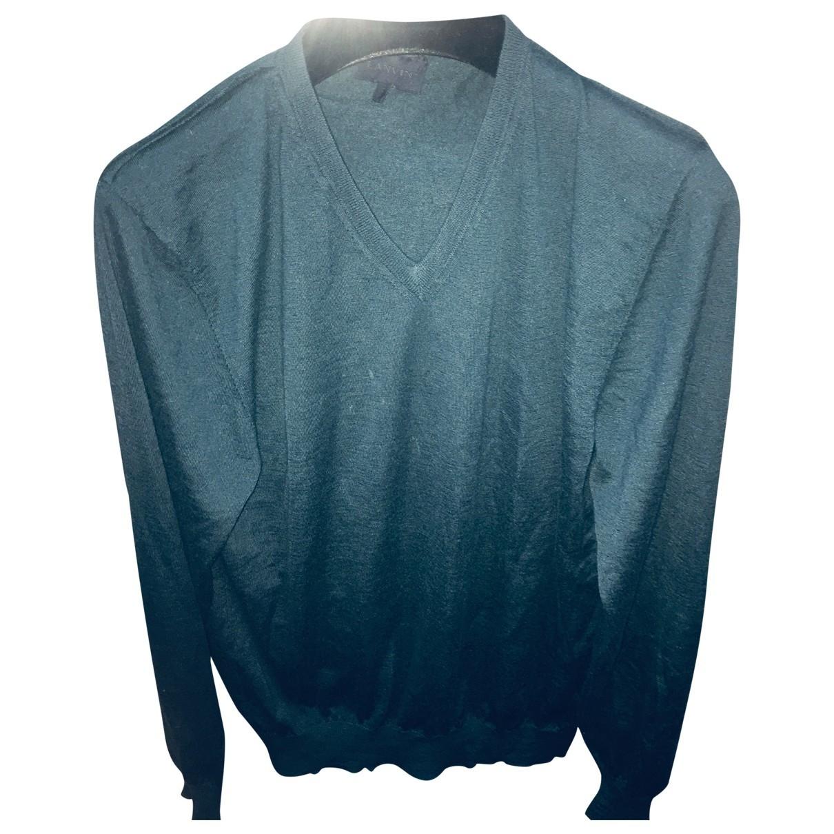 Lanvin \N Green Cashmere Knitwear for Women M International
