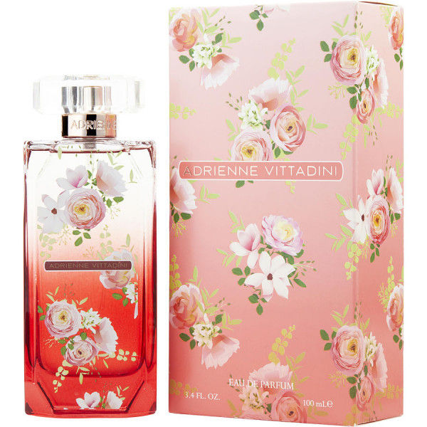 Adrienne Vittadini - Flirty : Eau de Parfum Spray 3.4 Oz / 100 ml