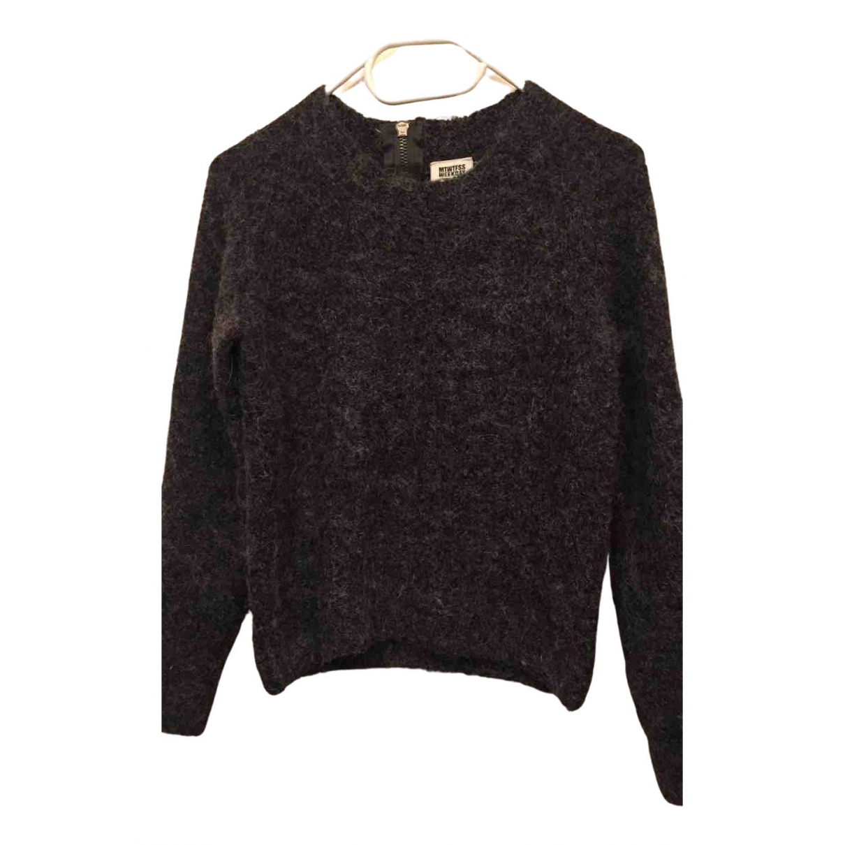 Weekday - Pull   pour femme - gris