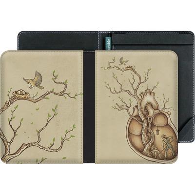 tolino vision 4 HD eBook Reader Huelle - Tree Of Life von Enkel Dika