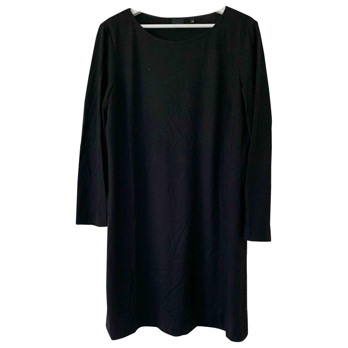 Aspesi \N Black Wool dress for Women 46 IT