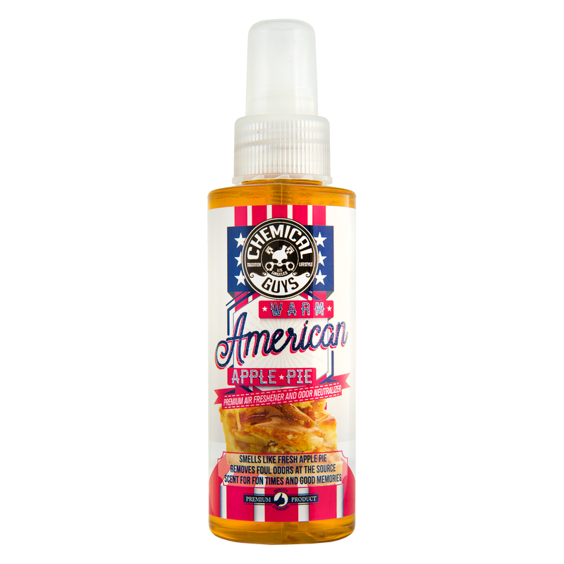 Car Air Freshener, Warm American Apple Pie Scent - Chemical Guys